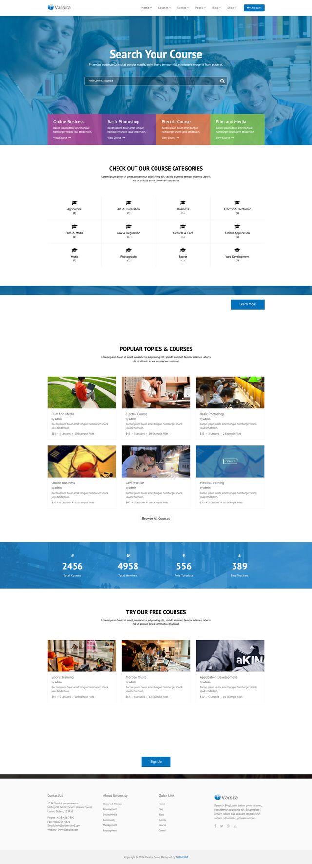 GD0726 – Website Dạy Học Online Có Quản Trị Khóa Học VSita
